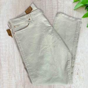 Polo Ralph Lauren The Sullivan Slim Cream Jeans